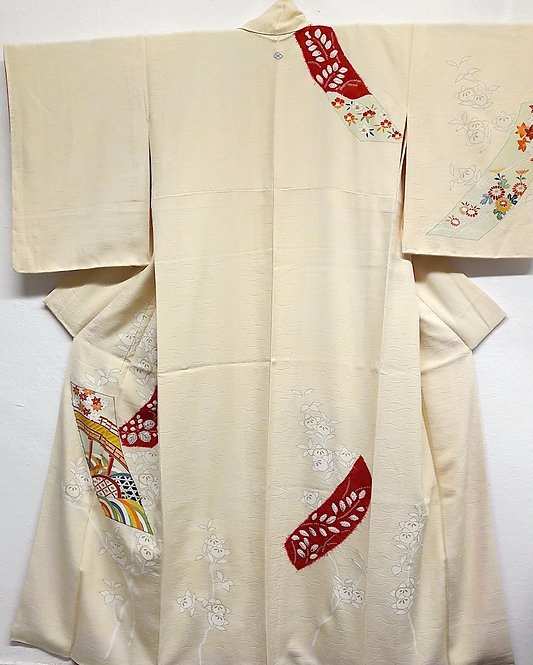"""Kimono """"SHIBORI TANZAKU"""""""
