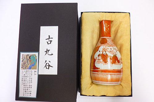 vaso ceramica kutani giapponese