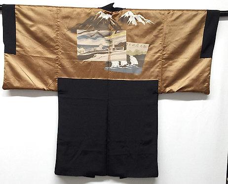giacca haori kimono uomo