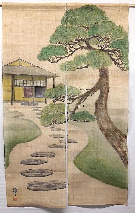 tende noren giapponesi_arte giapponese