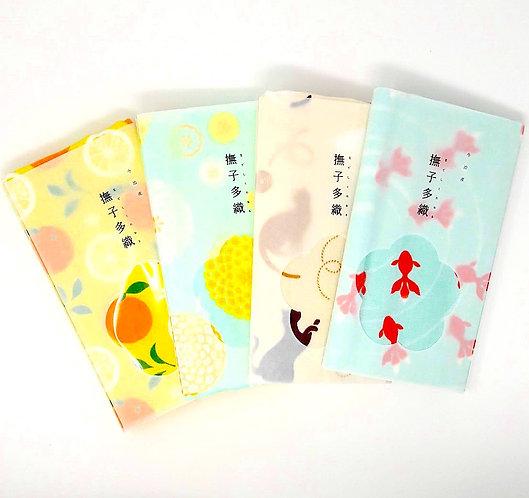 asciugamani giapponesi