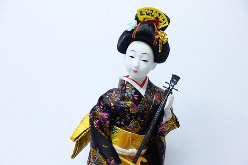 bambola geisha giapponese