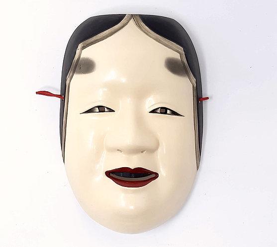 maschera giapponese teatro Nō 能