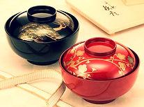 Lacche antiche Giappone
