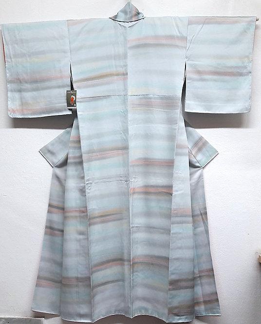 """Kimono """"KOMON ASA no  KASUMI"""""""