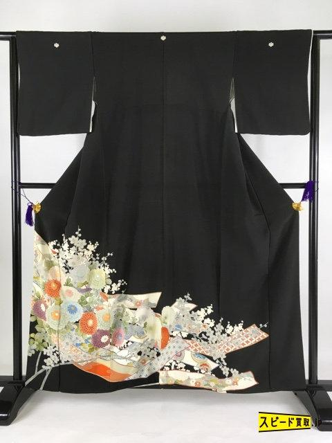 """Kimono """"KURO NOSHIKIKU"""""""