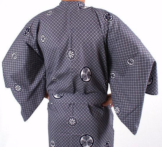 """Kimono """"MAN KAMON"""""""