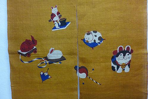 tenda noren giapponese