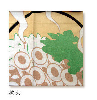 asciugamano giapponese per la cucina nabe