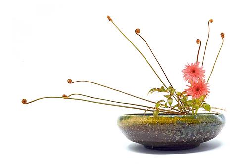 vasi giapponesi per ikebana
