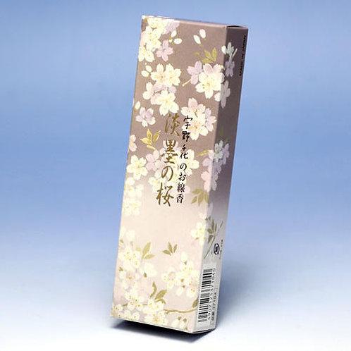 incenso giapponese sakura ciliegio