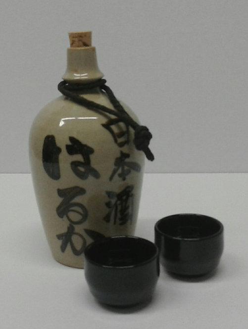 set sakè giapponese