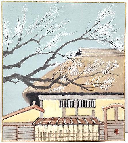 dipinti giapponesi_stampe_shikishi