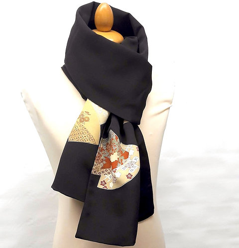sciarpa giapponese in seta