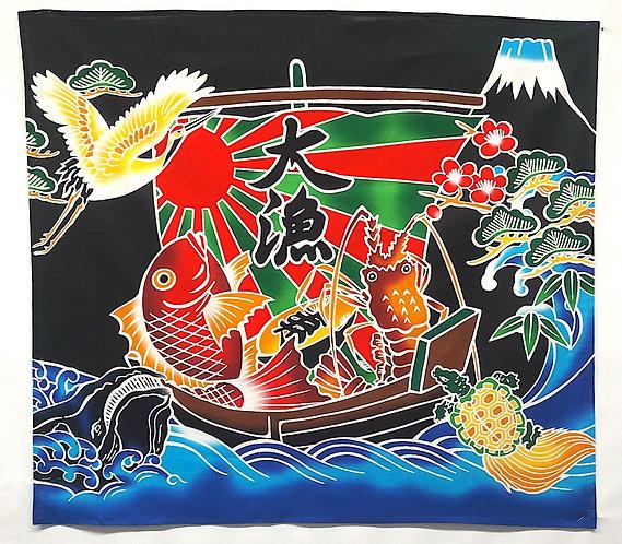 bandiere giapponesi noboribata sakurasan