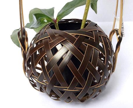 cestino vaso ikebana giapponese