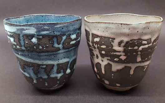 bicchieri giapponesi,yunomi