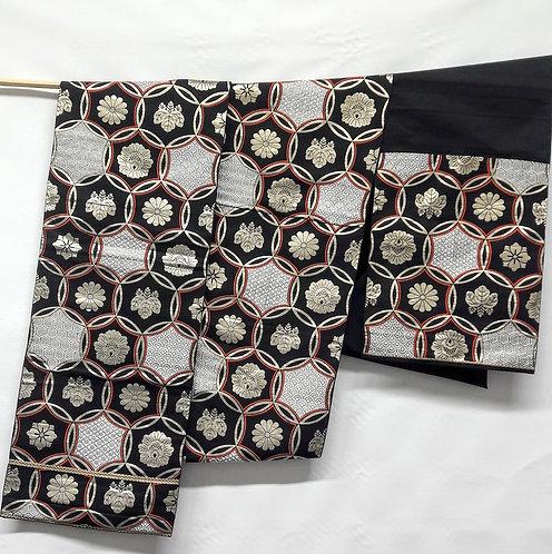 cintura obi giapponese tradizionale