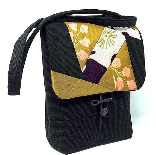 borsa giapponese a tracolla