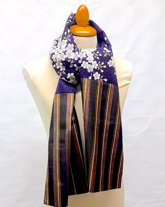 sciarpe giapponesi in seta e tessuti antichi