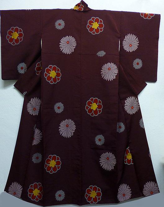"""Kimono """"KIKU NO UME"""""""