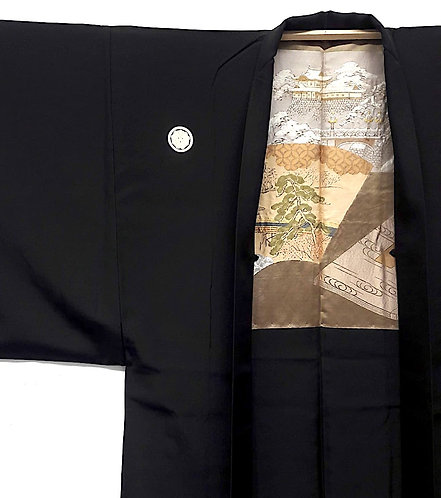 giacca haori giapponese