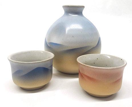 Set da sakè giapponese