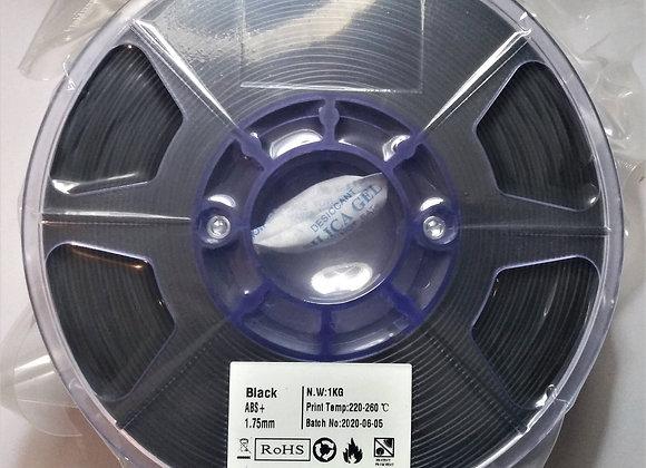 ABS Colorplus / Negro / 1Kg / 1.75mm