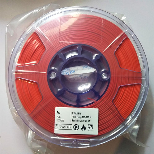 PLA Colorplus / Rojo / 1Kg / 1.75mm