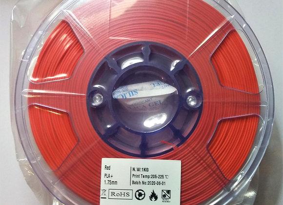 PLA Colorplus / Rojo / 1Kg / 1.75mm