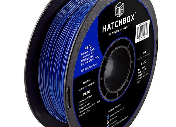 PETG Hatchbox / Azul / 1Kg / 1.75mm