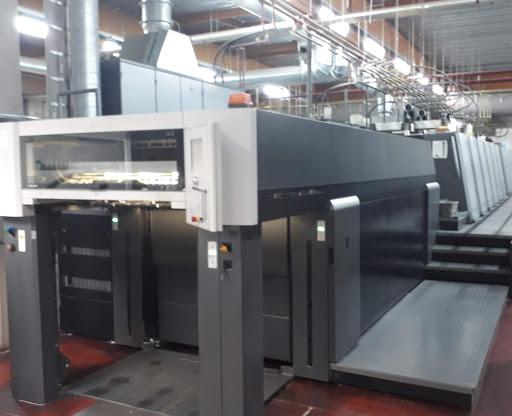 2011 Heidelberg XL 105-5Y+LYY-P-5+LX3 (3
