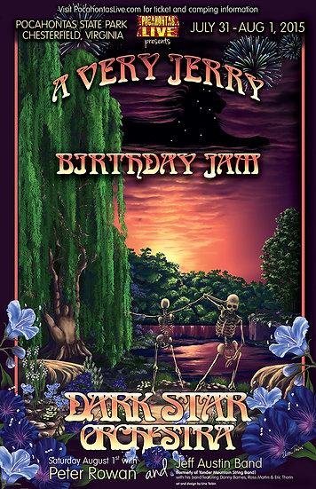 Dark Star Orchestra, VeryJerry Birthday Jam