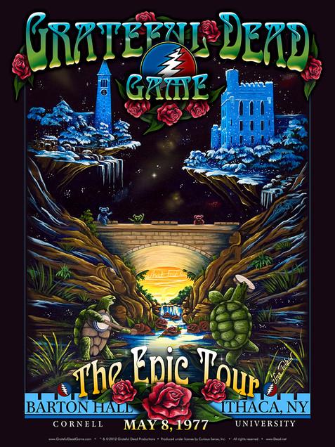 Grateful Dead Game/The Epic Tour