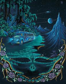 NIGHT BUS/Never-Ever Land