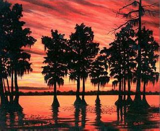 Louisanna Sunset