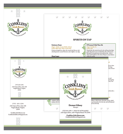 Conklins Irish Rover Identity