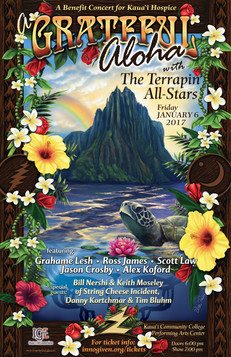 Grateful Aloha, The Terrapin All-Stars