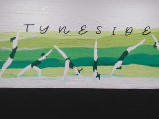Tyneside's New Mural