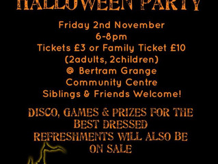 Tyneside's Annual Halloween Party