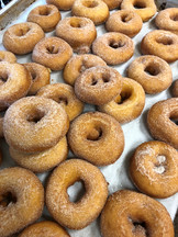 Donuts Made Fresh Daily