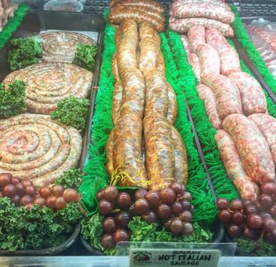 Homemade Sausages