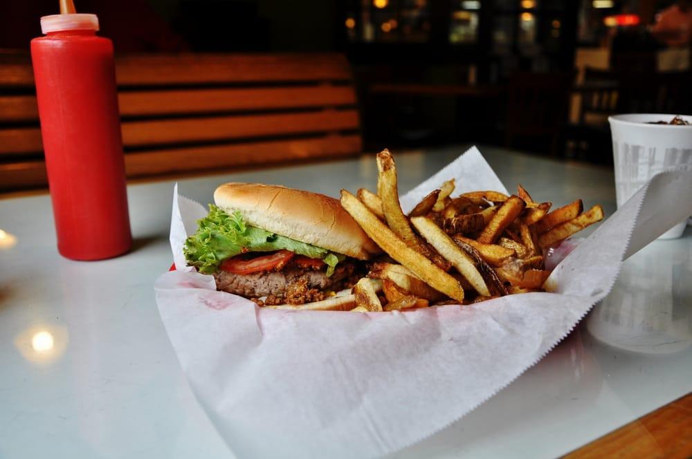 Carolina Classic Burger