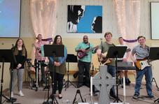 Our Praise Band