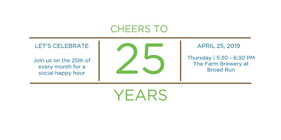 April Conservation Social - Happy Hour!