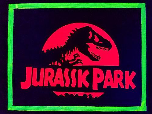 Backlight Jurassic Park