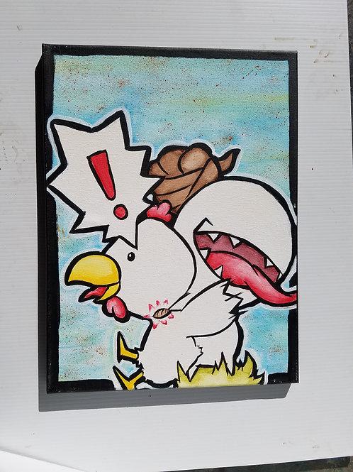 Choke the Chiken