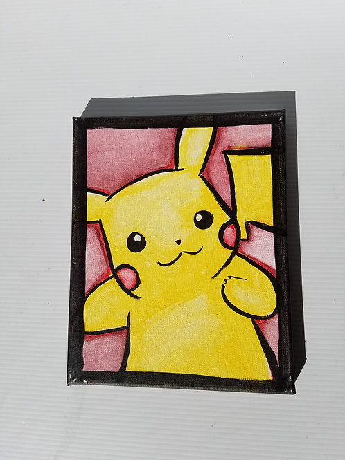 Pika Red
