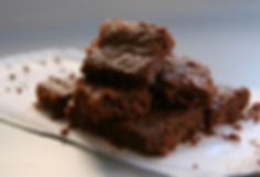 BodyDesignbyWendy Easter Fudge Brownies