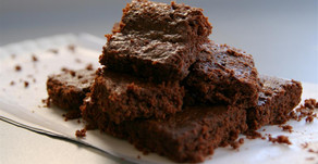 DELICIOUSLY CHOCOLATEY WHEAT-FREE BROWNIES